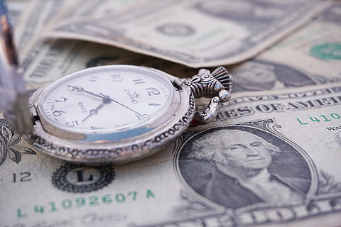 Money Tip: Time is Precious